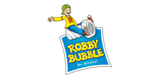 Logo: Robby Bubble